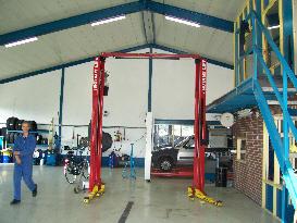 werkplaats garage jansen